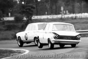 R. Martin & C. Brauer  -  Lotus Cortinas Warwick Farm 1967