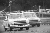 68022  -  David Weekes  -  Lotus Cortina - Warwick Farm 1968