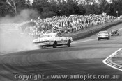 69010  -  Nick Petrilli  -  Holden Monaro GTS 350 - Warwick Farm 1969 - Photographer David Blanch