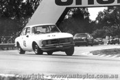 69013  -  John French   -  Alfa Romeo GTV - Warwick Farm 1969 - Photographer David Blanch