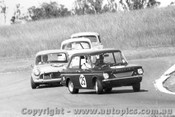 69022  -  K. Mobbs  -   Hillman Imp - Oran Park 1969 - Photographer David Blanch