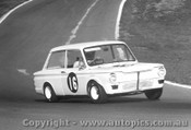 69023  -  B. Wootton   -   Hillman Imp - Oran Park 1969 - Photographer David Blanch