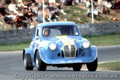 70018  -  Peter Brock  -  Austin A30  Oran Park  1970 - Photographer David Blanch