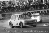 70026  -  Harry Lefoe  -  Hillman Imp V8 - Oran Park 1971 - Photographer David Blanch