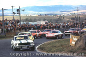 70038  -  The Start - Bathurst 1970  -  Geoghegan - Mustang / Beechey - Monaro / Moffat - Mustang / Jane - Mustang / Foley - Porsche / Brauer - McKeown - Photographer David Blanch