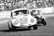 70052  -  P. Crea / R. Grainger  -  Volkswagen VW / Mini - Oran Park 1970 - Photographer David Blanch