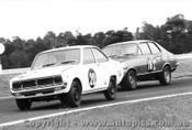 70056  -  T. Mason / G. Giesberts  -  Mazda Rotary / GTR Torana - Warwick Farm 1970 - Photographer David Blanch