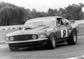 70070  -  Allan Moffat  -  Mustang  Warwick Farm  1970 - Photographer David Blanch