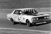 70071  -  John Goss  -  Falcon GTHO Phase 2  Oran Park  1970 - Photographer David Blanch