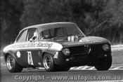 72010  -  B. Foley  -  AlfaRomeo GTAM V8 - Warwick Farm 1972