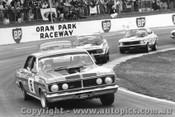 73003  -  Allan Moffat - Falcon  -  Leading the the XU1 s  - Oran Park 1971