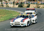 76001  -  Allan Moffat / Ian  Pete  Geoghegan   -  Monza / Monaro - Amaroo 1976 - Photographer Lance J Ruting