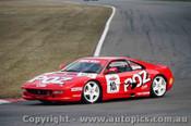 96002  -  John Bowe  -  Poz Cola Ferrarri - Amaroo 1996