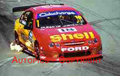 200200  -  Paul Radisich - Ford Falcon - Gold Coast Indy 2000