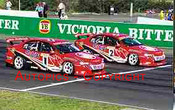 200203  -  C. Lowndes / M. Skaife - Holden Commodores - Eastern Creek 2000
