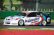 201210  -  Garth Tander - Holden - Melbourne Grand Prix 2001