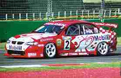 201212  -  Jason Bright - Holden - Melbourne Grand Prix 2001