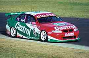 201214  -  Russell Ingall - Holden - Eastern Creek 2001