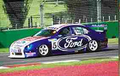 201217  Glenn Seton - Ford - Melbourne Grand Prix 2001