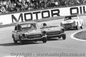 67407  -  K. Brian & N. Riley  -  Honda S800 - Oran Park 1967