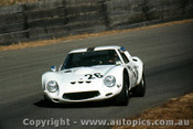 67425  -  Max Brunninghausen  -  Alfa Romeo GTZ2 - Catalina Park Katoomba 1967