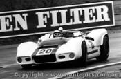 68406  -  Niel Allen  -  Elfin Traco  Bathurst  1968