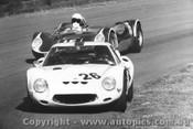 68412  -  Max Brunninghausen  -  Alfa Romeo GTZ2 - Catalina Park Katoomba June 1968 - Photographer David Blanch