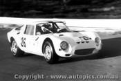 68413  -  Max Brunninghausen  -  Alfa Romeo GTZ2 - Catalina Park Katoomba June 1968
