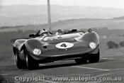 68417  -  W. Brown   -  Ferrari P4 - Bathurst 1968