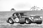 69403  -  Ross Bond   -  Austin Healey 3000 - Oran Park 1969