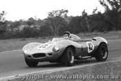70415  -  Keith Berryman - Jaguar D Type  -  Oran Park 1970