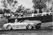 71401  -  Ian Corness - MGB  -  Warwick Farm 1971