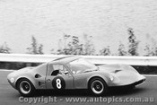 71406  -  Tony Simmons  -  Chevron - BMW B8 - Warwick Farm 1971