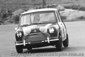 66702  -  Aaltonen / Holden  -  Bathurst 1966 - 1st Outright & Class C winner - Morris Cooper S