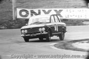 66705  -  Kitamo / Takanashi  -  Bathurst 1966 - Class A winner - Datsun Bluebird 1300