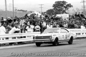 68701  -  McPhee / Mulholland  -  Bathurst 1968 - 1st Outright & Class D winner -Holden Monaro GTS 327