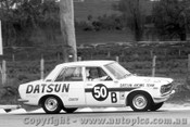 68705  -  Roxburgh / Whiteford  -  Bathurst 1968 - Class B winner - Datsun 1600