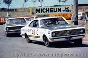 69705  -  D West / P Brock  -  Bathurst 1969 -3rd Outright - Holden Monaro GTS 350