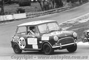 69709  -  W Gracie / R Gillard  -  Bathurst 1969 - Class C  winner - Morris Cooper S