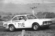 69710  -  K Bartlett / L Goodwin  -  Bathurst 1969 - Class E winner - Alfa Romeo 1750 GTV
