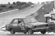 72706  -  W. Evans  -  Bathurst 1972 - Class A  winner - Datsun1200