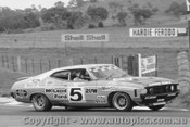 74703  -  J. Goss / K Bartlett  -  Bathurst 1974 -  1st Outright & Class D  winner - Ford Falcon XA-GT