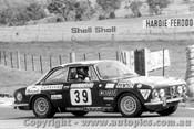 74706  -  R. Gulson / D. Crowther  -  Bathurst 1974 -  Class B winner - Alfa Romeo GTV