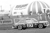 75707  -  M. Beaumont / J. Leffler  -  Bathurst 1975  Class B Winner Alfa Romeo GTV