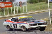 76718  -  A. Moffat / V. Schuppan  -  Bathurst 1976 - Ford Falcon XB GT