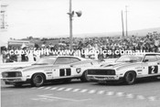 77701  -  One two Finish  -  A. Moffat / J. Ickx & C. Bond / A. Hamilton - Ford Falcon XC  Bathurst  1977