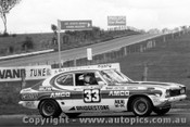 77706  -  B. Seton / D Smith  -  Bathurst 1977   Class B Winner  Ford Capri