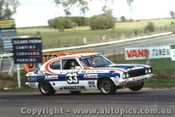 77711  -  B. Seton   /  D. Smith  -  Bathurst 1977   Class B Winner  Ford Capri