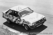 77715  -  Hodgson / Morrow  -  Bathurst 1977  Escort RS2000