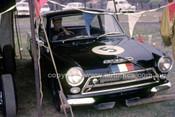 65125 - Leo Geoghegan, Lotus Cortina - Catalina Park Katoomba 1965